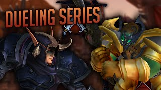 Horde Dueling Series ARMS WARRIOR - WoW Legion Pre-patch 7.0.3 Gameplay (Part 1)