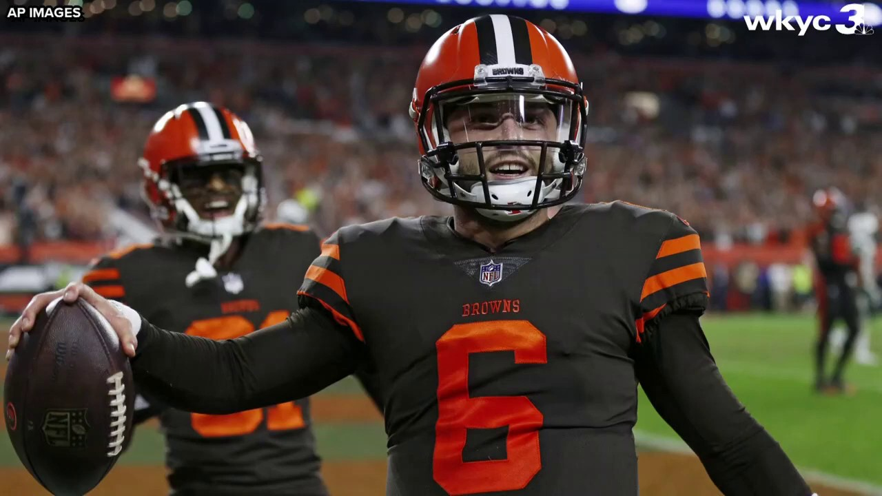 Cleveland Browns Color Rush Uniforms Will Be Team S Primary Look For 2019 Season
