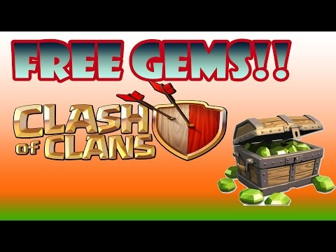 Clash Of Clans Free Gems - 100% Working, No Hacks, No Surverys, No Jail Break