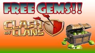 Clash Of Clans Free Gems - 100% Working, No Hacks, No Surverys, No Jail Break