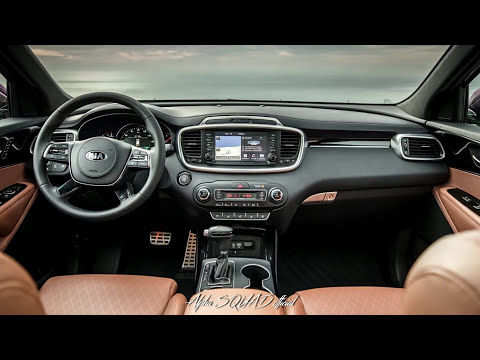 2019 Kia Soo 7 Seater Suv Interior Exterior And Drive All New