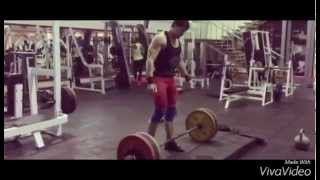 Weightlifting training 30.10.2015