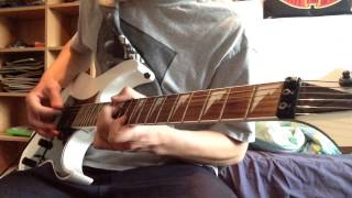 Ugly Kid Joe - Everything About You Guitar Cover