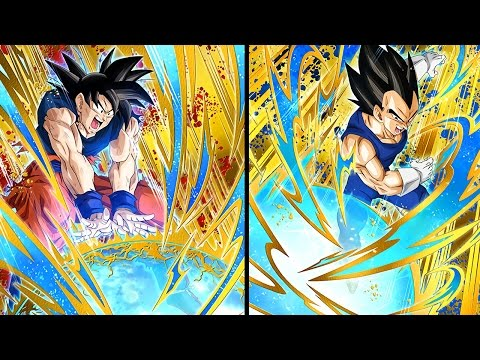 Dragon Ball Z Dokkan Battle: BUU SAGA, SUPREME POWER TEAM! Kid Buu Boss Stage