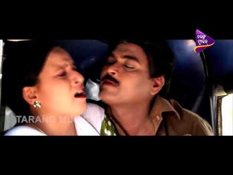 Baba nka Romeo Prabruti   Kuna Tripathy   Odia Movie Scene   Rangila Baba