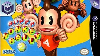 Longplay of Super Monkey Ball 2