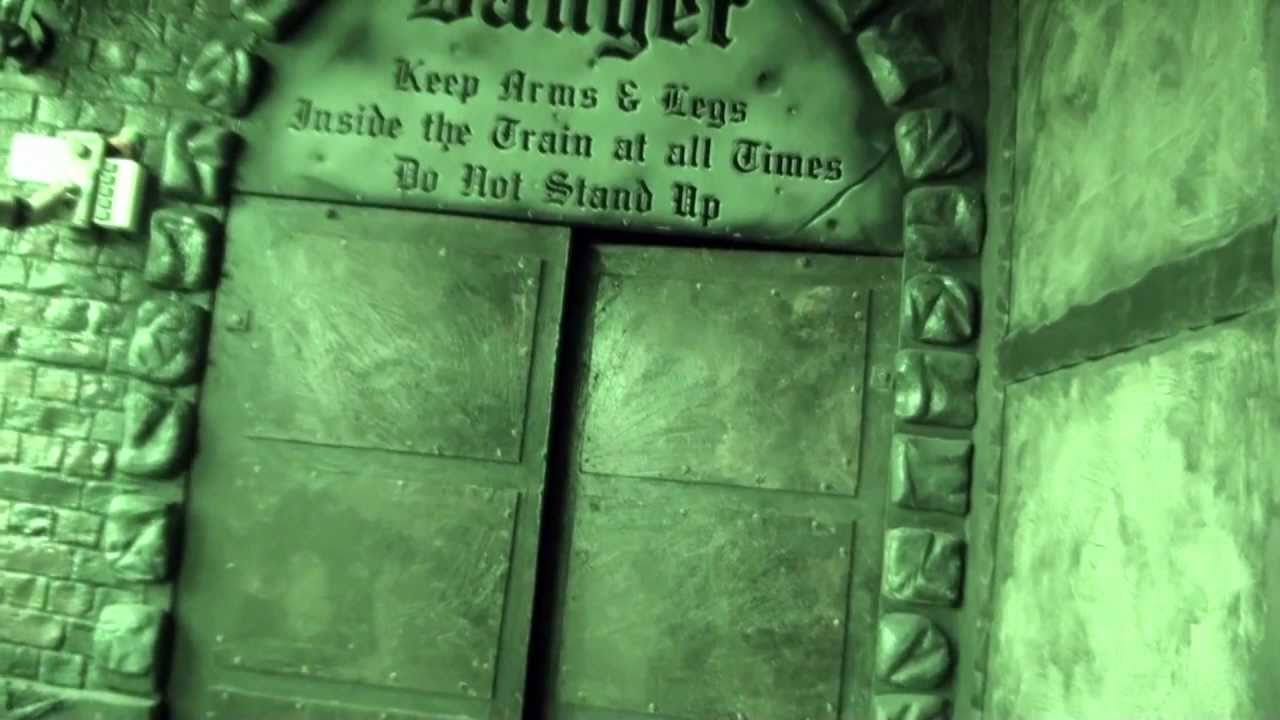 The SCARIEST GHOST TRAIN in the WORLD ? - YouTube