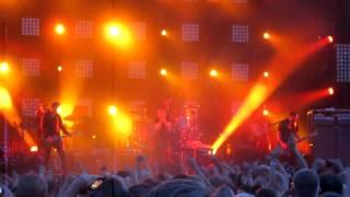 kent - Ismael (live) @ Långholmsparken, Stockholm 2010-07-22