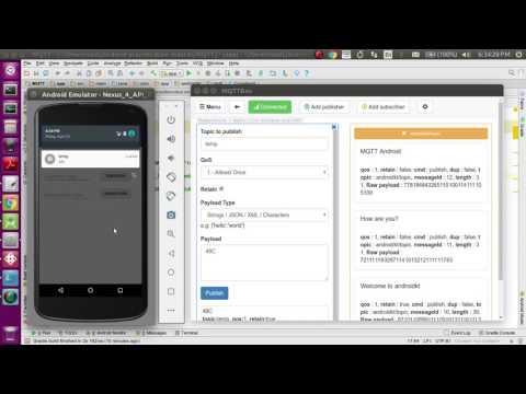 Android MQTT