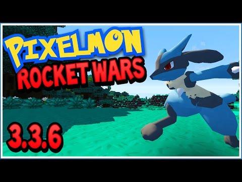 Rocket Wars | Pixelmon