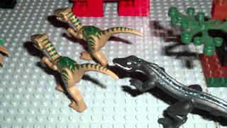 Lego Dino Attack Part 2