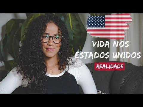A REALIDADE DE MORAR NOS EUA !!