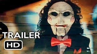 Jigsaw Official Trailer 1 2017 Saw 8 Horror Movie HD