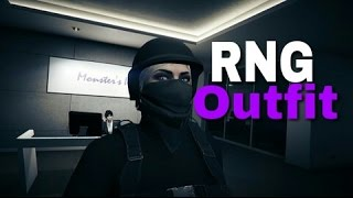 GTA 5 Online - How to make a RNG/Tryhard Outfit (READ DESCRIPTION)