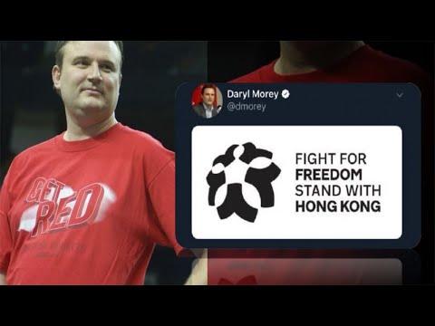 China vs NBA: That Tweet Is No Slam Dunk