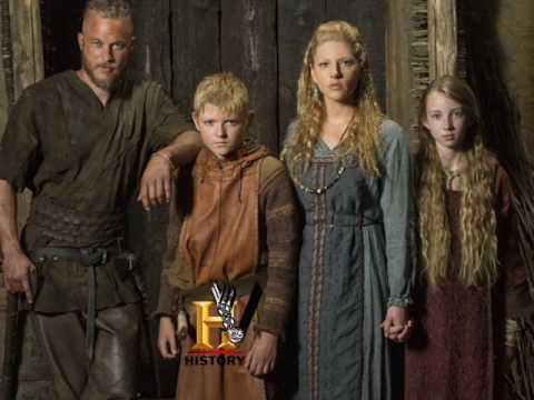 Vikings 06 Ragnar Says Goodbye to Gyda Theme Extended