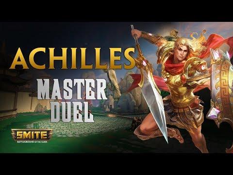 Achilles, El true damage hay que aplicarlo :V - Warchi - Smite Master Duel S5