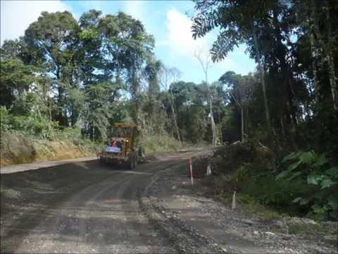 Carretera Interoceanica Inambari Puerto Maldonado