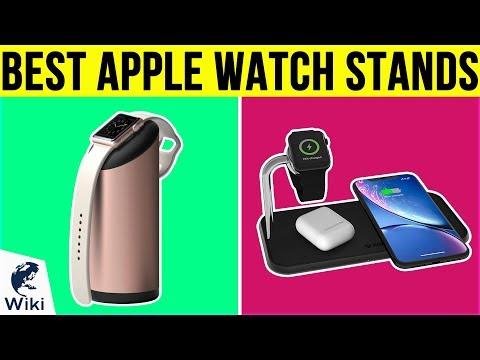 10 Best Apple Watch Stands 2019