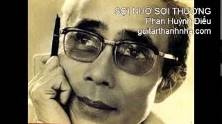 SỢI NHỚ SƠI THƯƠNG - Guitar Solo, Arr. Thanh Nhã