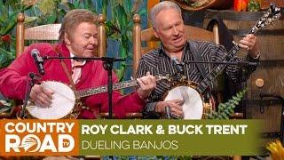 """Roy Clark & Buck Trent - """"Dueling Banjos"""""""
