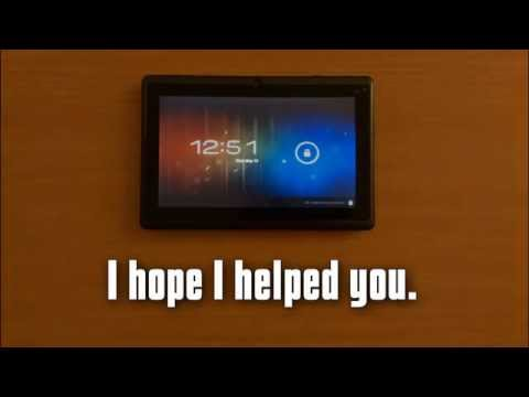Android Tablet - When Hard Reset Is Not Working