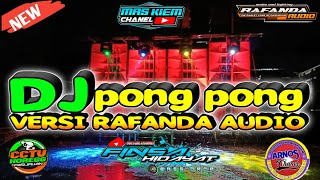 Download DJ PONG PONG VIRAL 2021 Jinggle Rafanda audio pasuruan    DJ by Finsa Hidayat