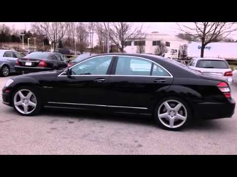 Mercedes Benz West Chester Pa >> 2008 Mercedes-Benz S65 AMG® West Chester PA - YouTube
