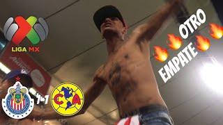 CHIVAS VS AMÉRICA 1-1 RESUMEN CLAUSURA 2018 JORNADA 10 LIGA MX