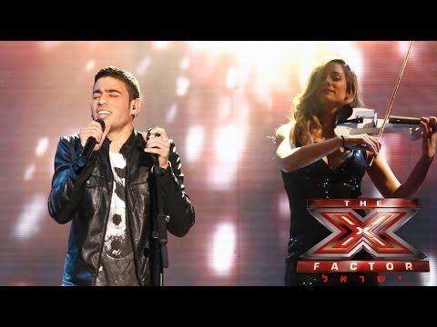 ישראל X Factor - פרק 16 המלא :: שלב ה-LIVE!