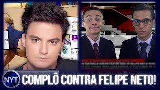 Felipe Neto responde New York Treta, se defende COM PROVAS e diz que estamos envolvidos com chan