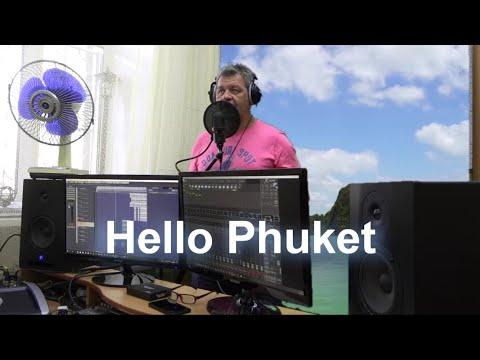 Андрей Крошка - Таиланд это дивный край (Thailand, Phuket, summer, january 2019, auto, autor song)