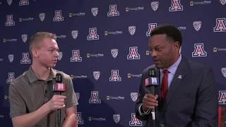 Arizona Daily Wildcat sits down with new Arizona football coach Kevin Sumlin, Part 2