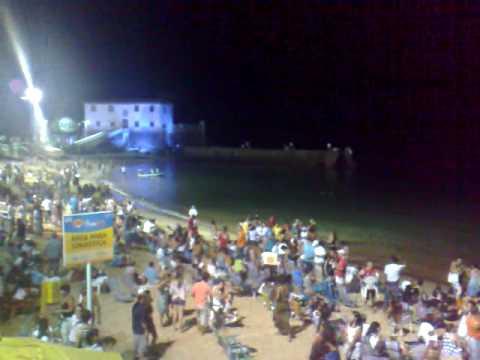 Estica Verão - Mariela no Porto da Barra