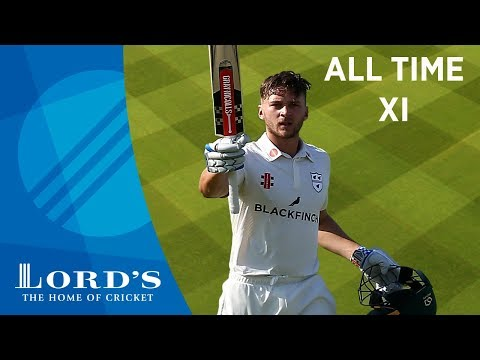 Root, Kohli & Lee - Joe Clarke's All Time XI