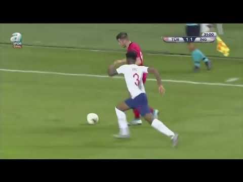 Halil Dervisoglu 2019-2020 skills & goals