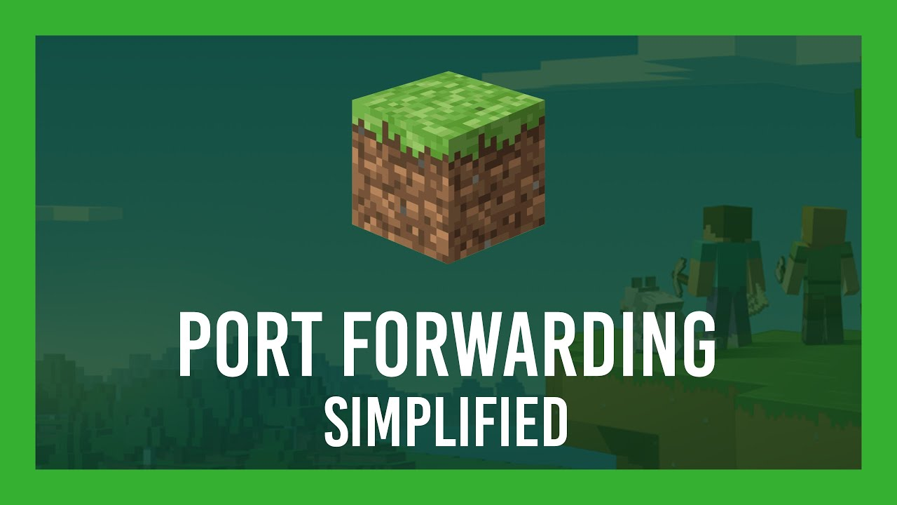 How to: Port forward your Minecraft server (ANY VERSION)  Working