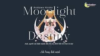 [Vietsub] Moonlight destiny - Asakawa Hiroko (Sailor Moon S Movie Ending) YouTube Videos