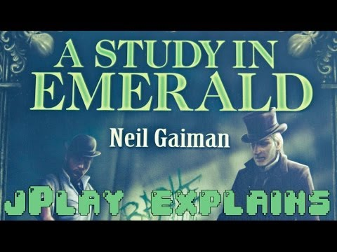 jPlay explains A Study In Emerald