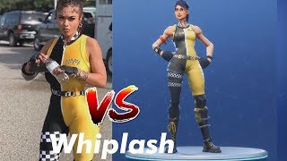 Every Fortnite Skin In Real Life #7 (Whiplash, Renegade Raider, Snorkel Ops)