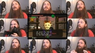 Shop Theme Acapella - Zelda Ocarina of Time