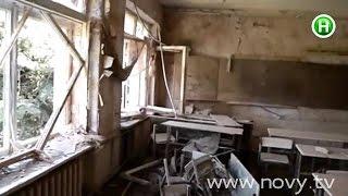 Как террористы подготовили школы Донбасса к 1 сентября?  - Абзац! - 19.08.2014