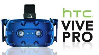 HTC Vive Pro Hands On Review - The Perfect VR Goggles?