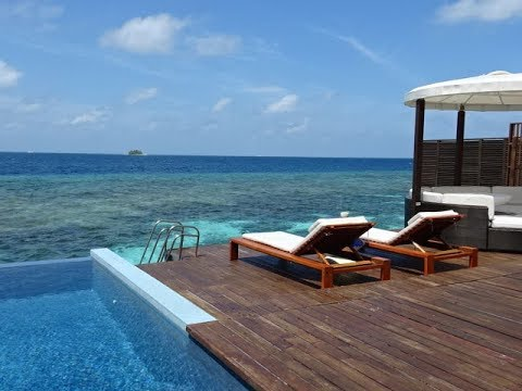 The W Resort, Maldives - Fabulous Overwater Oasis