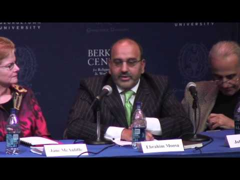 Abdullahi An-Na'im, Sherman Jackson, Ebrahim Moosa and John Esposito on Islam and Liberal Democracy