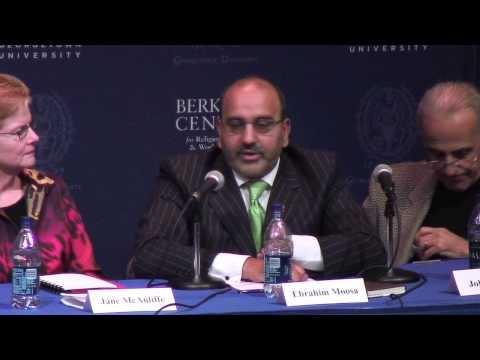 Abdullahi An-Na'im, Sherman Jackson, Ebrahim Moosa and John Esposito on Islam and Liberal Democracy