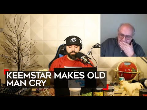 Thumbnail: [FULL] Keemstar Makes 62 Year Old Man Cry | Youtube Info