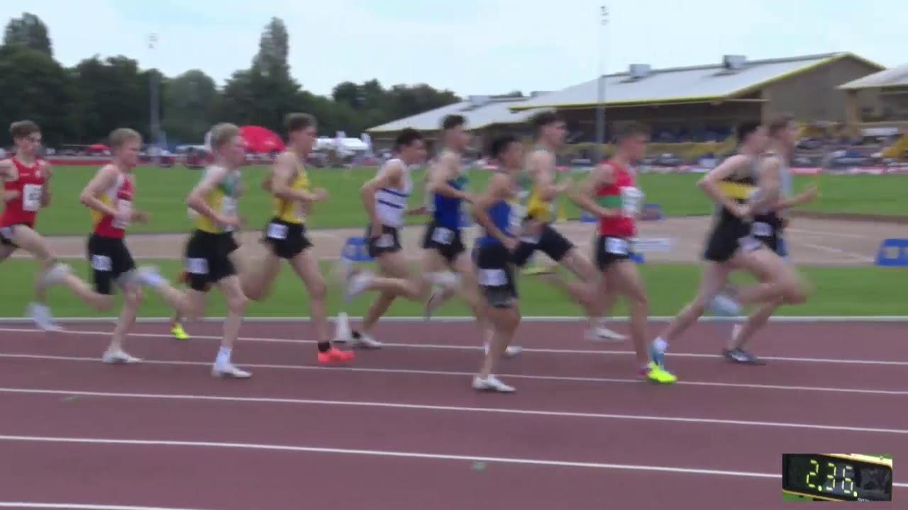 U20M 1500m Final