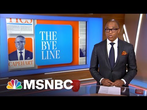 What is the sad reality?   Jonathan Capehart   MSNBC