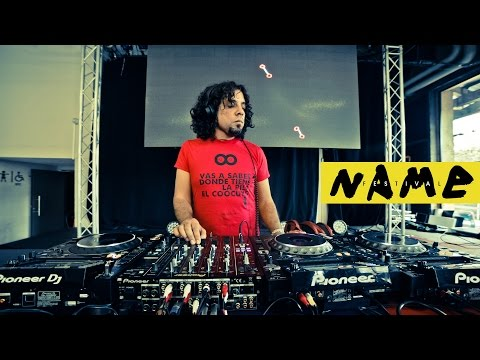 NAME Festival with Djoy de Cuba [Laurent Garnier, Ellen Allein, Maceo Plex,…]
